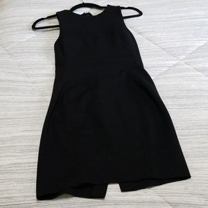 Babaton ponte dress from Aritzia